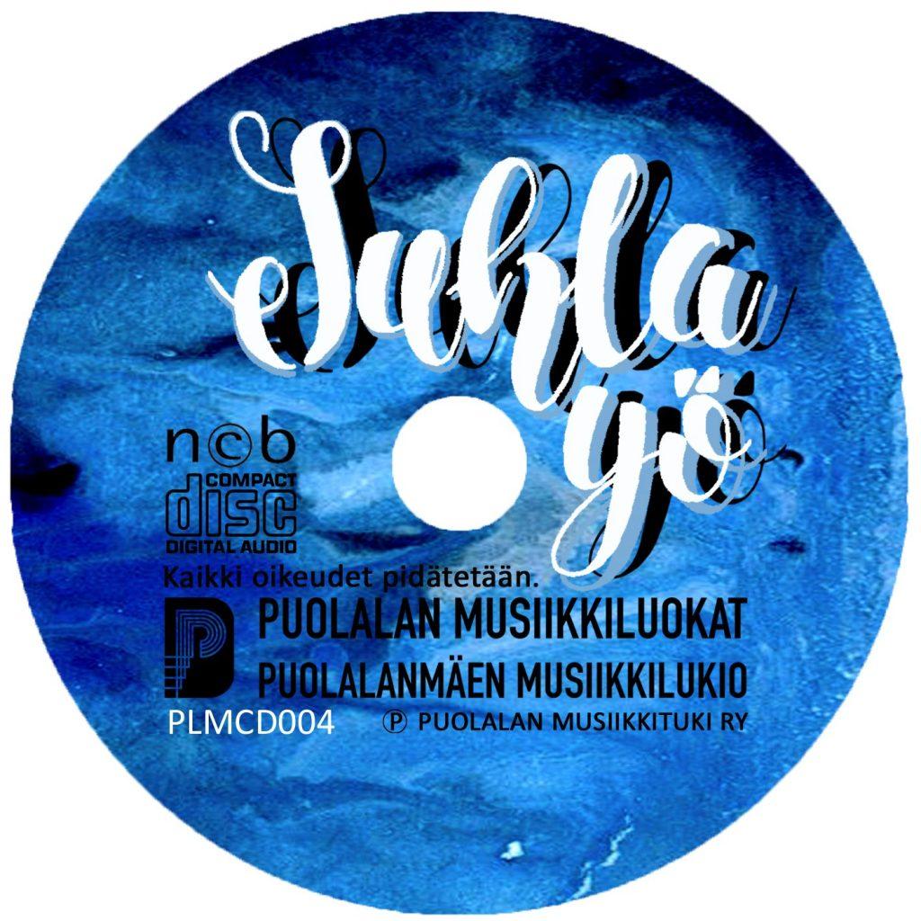 Juhlayö_CD