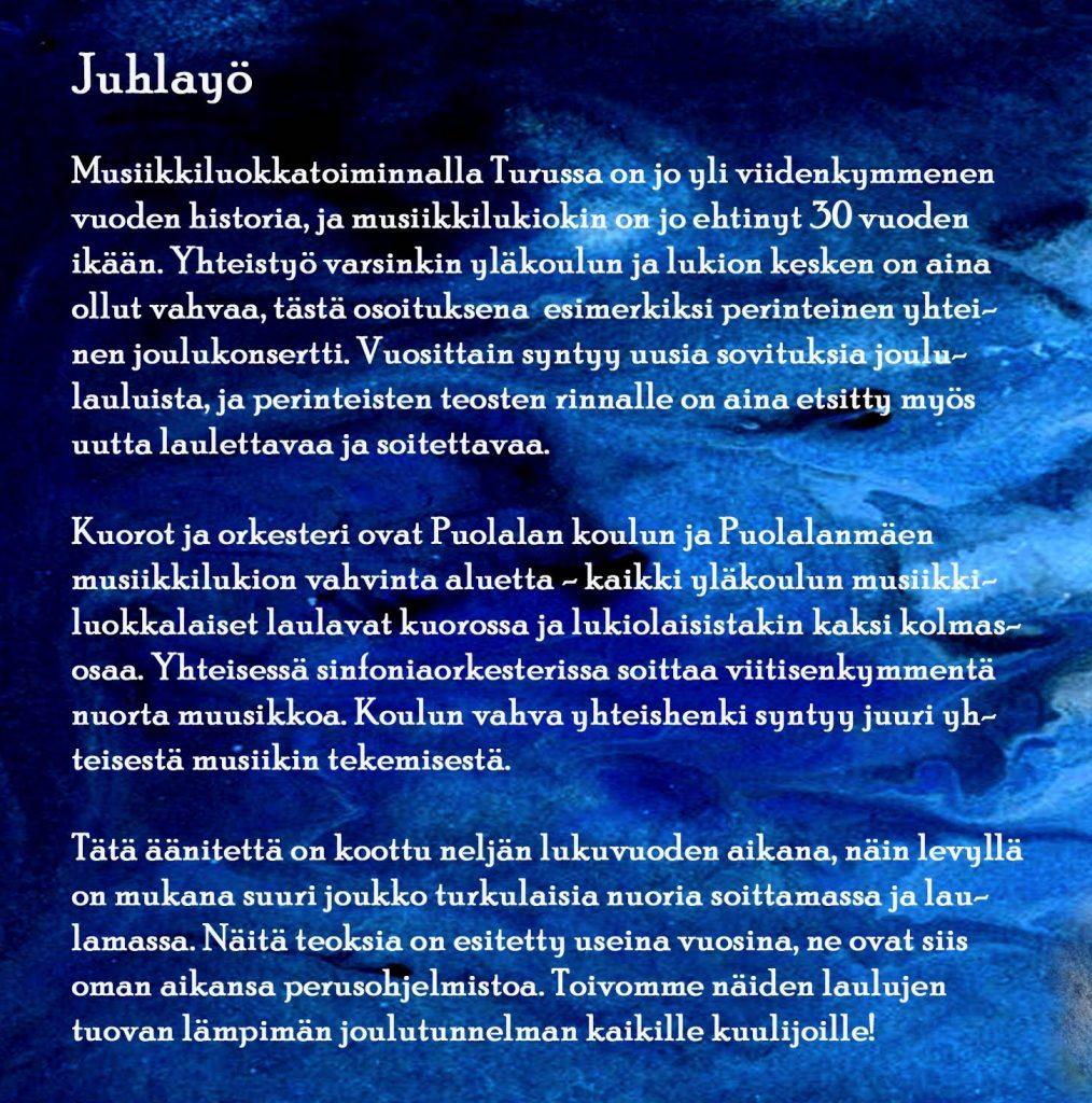 Juhlayö_teksti